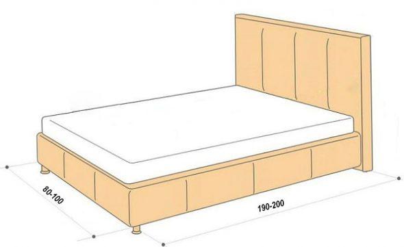 Схема стандартной односпалки