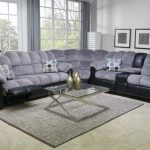Угловой диван с удобными регулируемыми сидениями