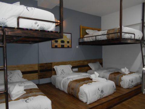 Спальные места для нескольких детей
