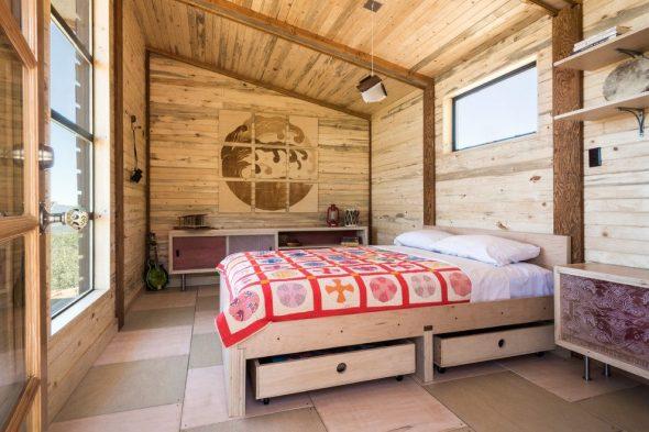 Ящики для украшения кровати