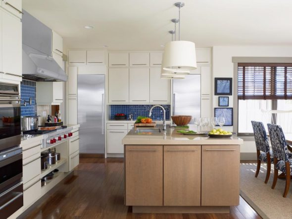 Шкаф-колонка для кухни