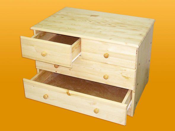 Ящики из мебельного щита