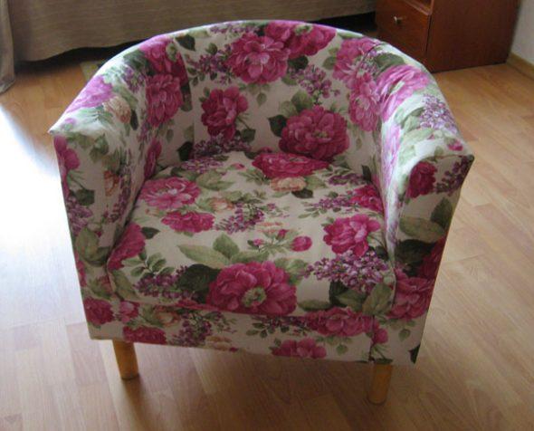 Наше кресло готово
