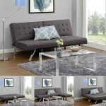 Необычный раскладывающийся диван
