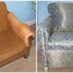 Новое кресло для нового интерьера