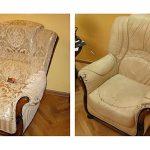 Реставрируем мягкое кресло своими руками