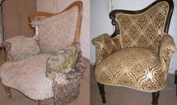 Новое эксклюзивное кресло