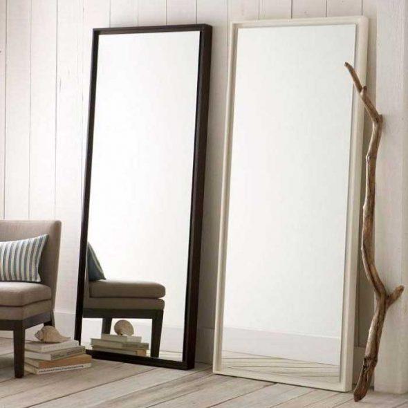 Напольные зеркала в полный рост
