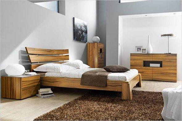 Самодельная кровать
