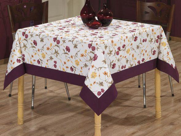 Скатерть для квадратного стола