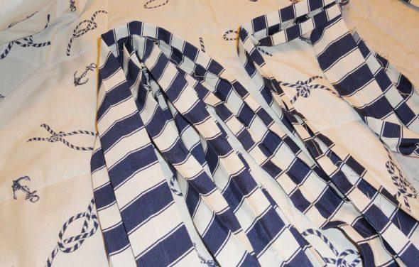 Кант из ткани