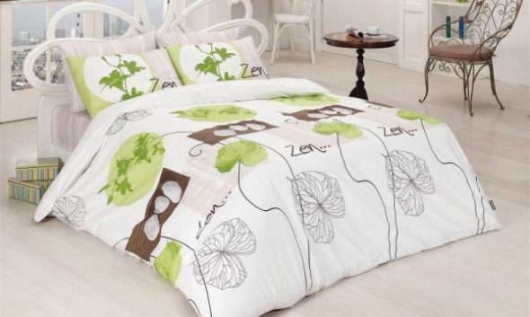 Двуспальный вариант для дивана или кровати