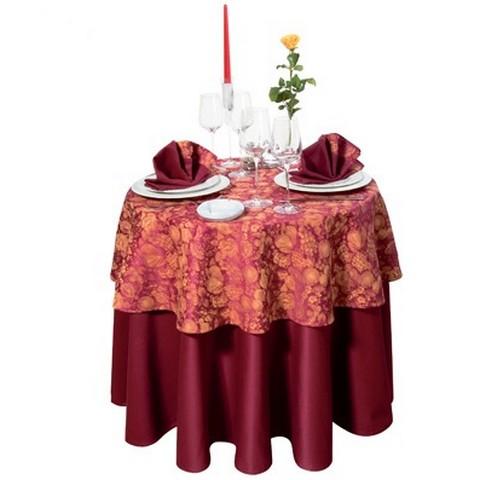 Праздничный вариант для маленького стола