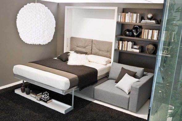 Кровать-диван трансформер