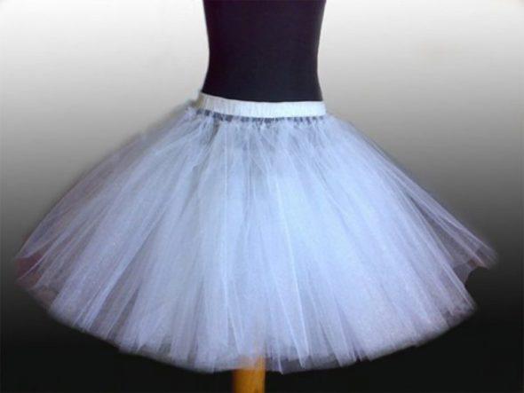 Средняя жесткость для юбки