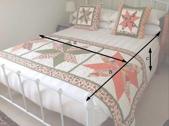 Размер постельного комплекта