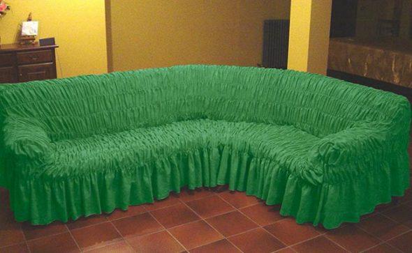 Еврочехлы для дивана