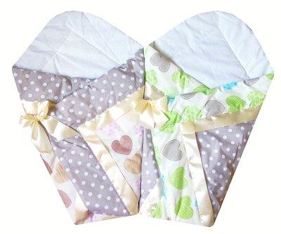Демисезонный конверт-одеяло
