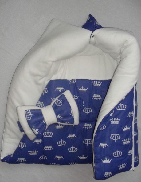 Одеяло-конверт для малыша