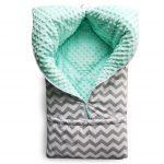 Плюшевое одеяло-трансформер для малыша