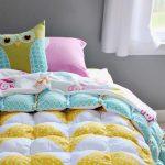 Простое одеяло-бонбон, изготовленное своими руками