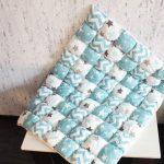 Современное теплое и мягкое одеяло бонбон