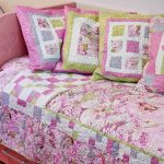"""Детские лоскутные одеяла с """"Цветочными феями"""""""