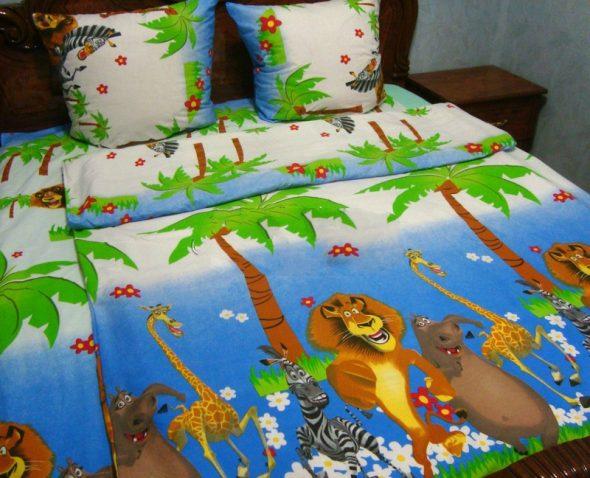 Детское постельное белья для малыша