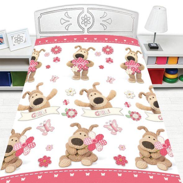Флисовое одеяло