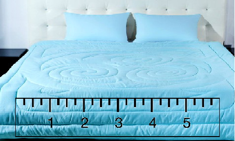 Определяем размер одеяла