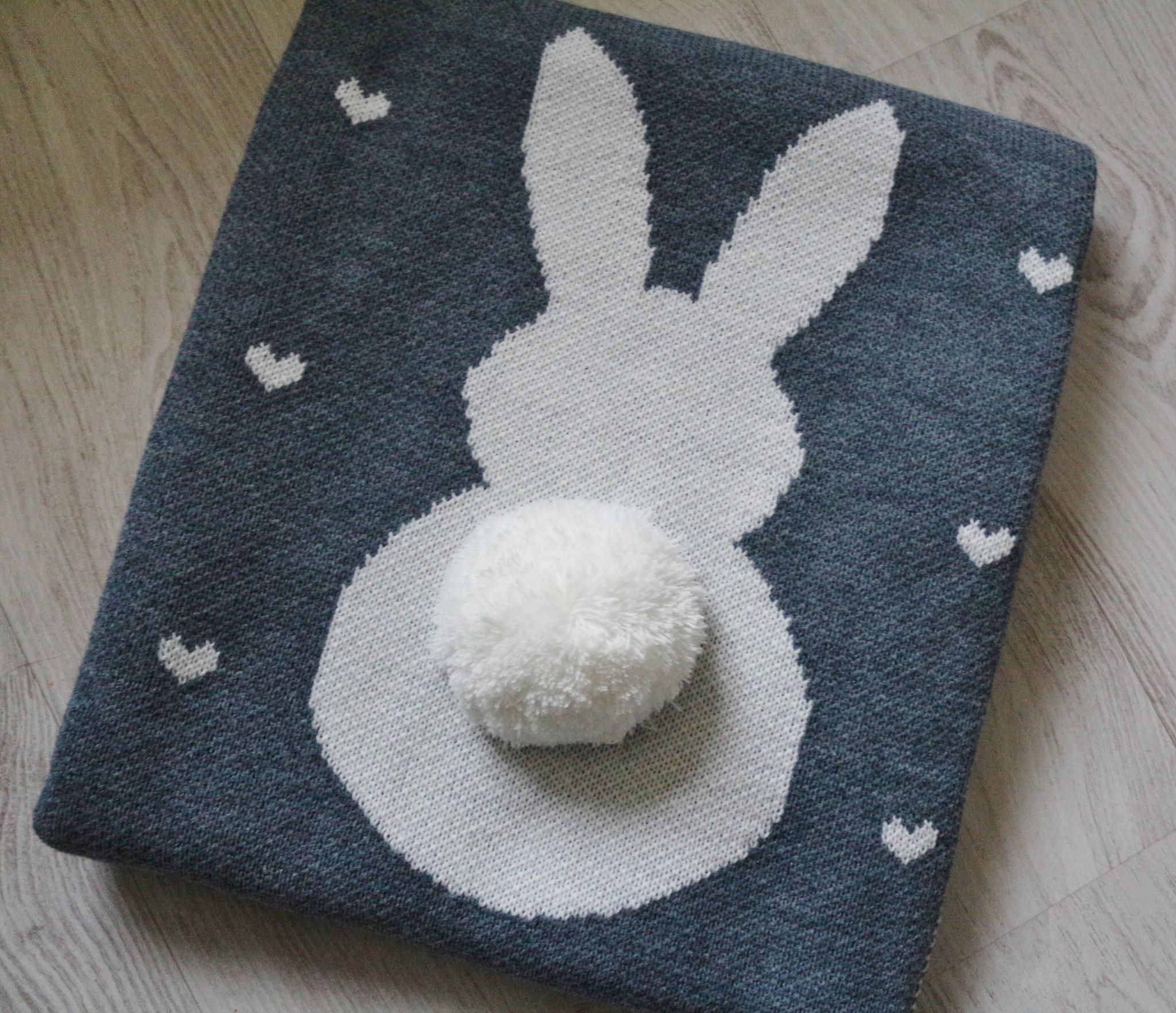 Схема зайца для вязания