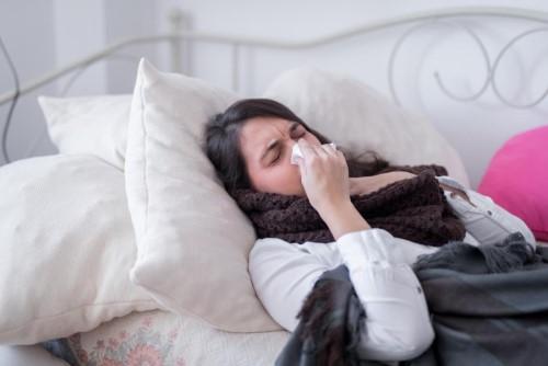 Постельное белье больному простудой