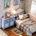 Шикарный кукольный уголок спальни