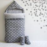 Зимнее одеяло конверт из плюша Минки