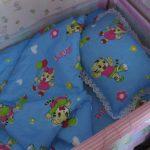 Детское постельное белье для мальчика своими руками