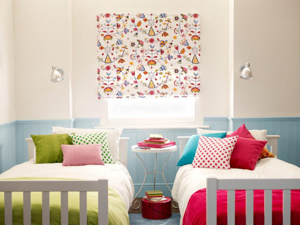Интерьер комнаты для двоих детей разного пола