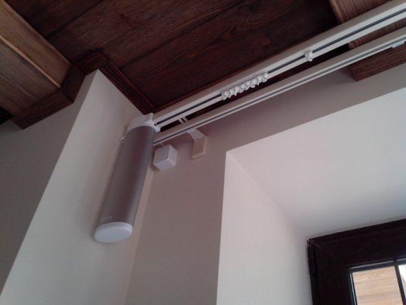 Электрокарниз для штор