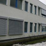 Накладные рафшторы на окнах детского учреждения