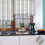 Обустройство рабочей зоны перед кухонным окном