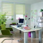 Дизайн домашнего офиса в современном стиле