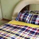 Клетчатая ткань для постельного комплекта