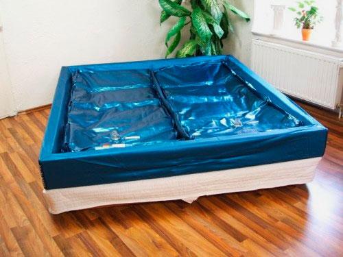 Кровать под водяной матрас