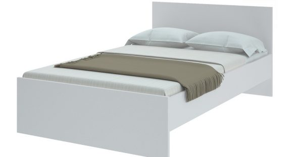 Полутораспальная кровать