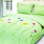 Лаконичный двуспальный комплект постельного белья