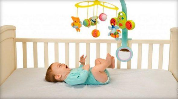 Матрас для малыша