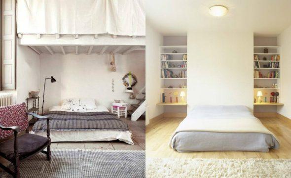 Матрас вместо кровати