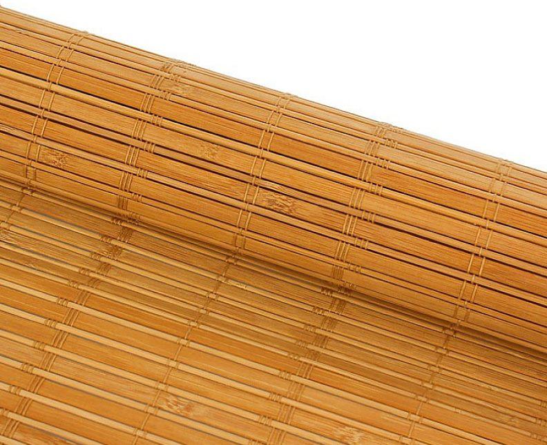 Рулонная штора Кабуки из бамбука