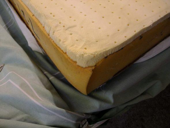 Матрас для дивана бединге