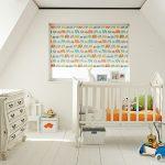 Детская комната на чердаке дачного доимка