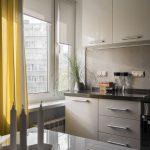 Свечи в интерьере кухонного пространства